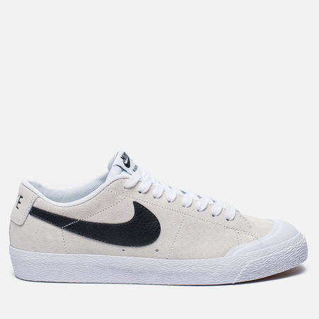 Мужские кроссовки Nike SB Air Zoom Blazer Low XT Summit White/White/Gum Light Brown/Black