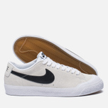 Мужские кроссовки Nike SB Air Zoom Blazer Low XT Summit White/White/Gum Light Brown/Black фото- 2