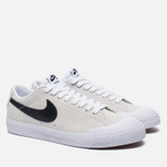 Мужские кроссовки Nike SB Air Zoom Blazer Low XT Summit White/White/Gum Light Brown/Black фото- 1