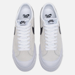 Мужские кроссовки Nike SB Air Zoom Blazer Low XT Summit White/White/Gum Light Brown/Black фото- 4