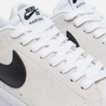 Мужские кроссовки Nike SB Air Zoom Blazer Low XT Summit White/White/Gum Light Brown/Black фото- 5