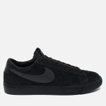 Мужские кроссовки Nike SB Blazer Low GT Black Anthracite фото- 0