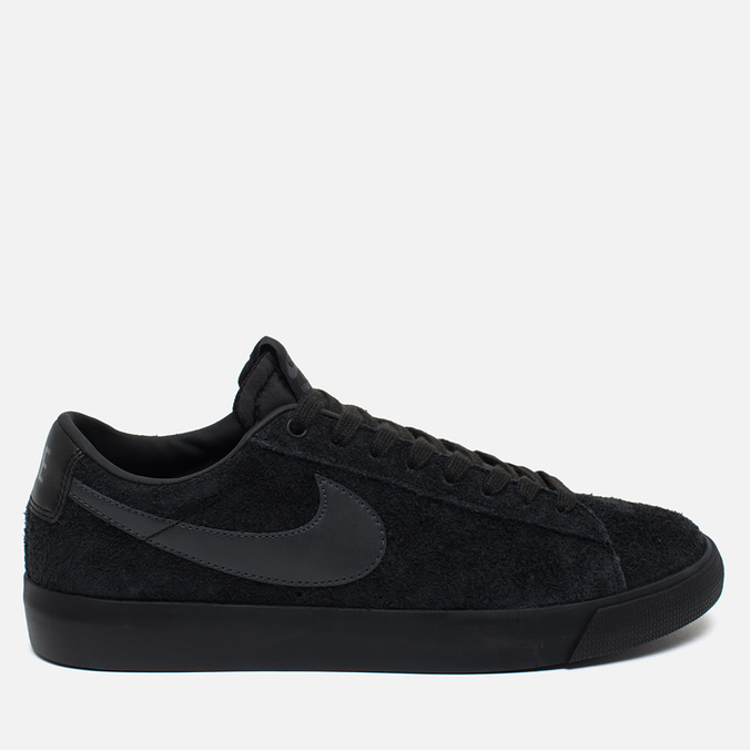 Мужские кроссовки Nike SB Blazer Low GT Black Anthracite