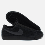 Мужские кроссовки Nike SB Blazer Low GT Black Anthracite фото- 2