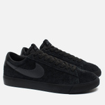 Мужские кроссовки Nike SB Blazer Low GT Black Anthracite фото- 1