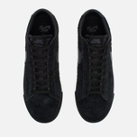Мужские кроссовки Nike SB Blazer Low GT Black Anthracite фото- 4
