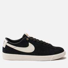 Мужские кроссовки Nike SB Blazer Low GT Black Sail/White фото- 3