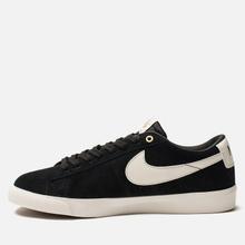 Мужские кроссовки Nike SB Blazer Low GT Black Sail/White фото- 5