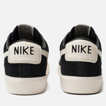 Мужские кроссовки Nike SB Blazer Low GT Black Sail/White фото- 3