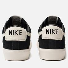 Мужские кроссовки Nike SB Blazer Low GT Black Sail/White фото- 2