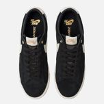Мужские кроссовки Nike SB Blazer Low GT Black Sail/White фото- 5
