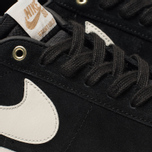 Мужские кроссовки Nike SB Blazer Low GT Black Sail/White фото- 6