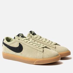 Мужские кроссовки Nike SB Blazer Low GT Olive Aura/Black/Olive Aura