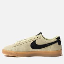 Мужские кроссовки Nike SB Blazer Low GT Olive Aura/Black/Olive Aura фото- 5