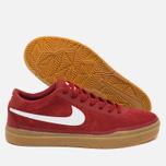 Мужские кроссовки Nike SB Bruin Hyperfeel Red/White фото- 2