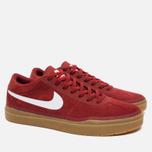 Мужские кроссовки Nike SB Bruin Hyperfeel Red/White фото- 1