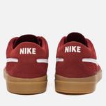 Мужские кроссовки Nike SB Bruin Hyperfeel Red/White фото- 3