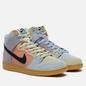 Мужские кроссовки Nike SB Dunk High Pro Easter Spectrum Particle Grey/Black/Terra Blush фото - 0