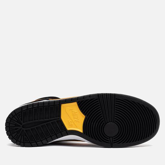 Мужские кроссовки Nike SB Dunk High Pro Truck It Pack Black/University Gold/Team Orange