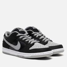 Мужские кроссовки Nike SB Dunk Low Pro Black/Medium Grey/Black/White фото- 0