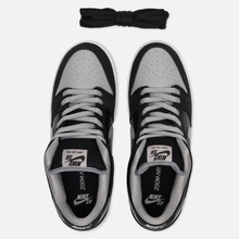 Мужские кроссовки Nike SB Dunk Low Pro Black/Medium Grey/Black/White фото- 1