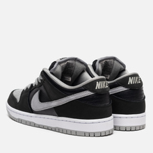 Мужские кроссовки Nike SB Dunk Low Pro Black/Medium Grey/Black/White фото- 2