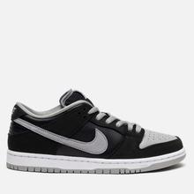 Мужские кроссовки Nike SB Dunk Low Pro Black/Medium Grey/Black/White фото- 3