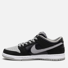 Мужские кроссовки Nike SB Dunk Low Pro Black/Medium Grey/Black/White фото- 5