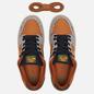 Мужские кроссовки Nike SB Dunk Low Pro ISO Safari Neutral Grey/Kumquat/Desert Ochre фото - 1