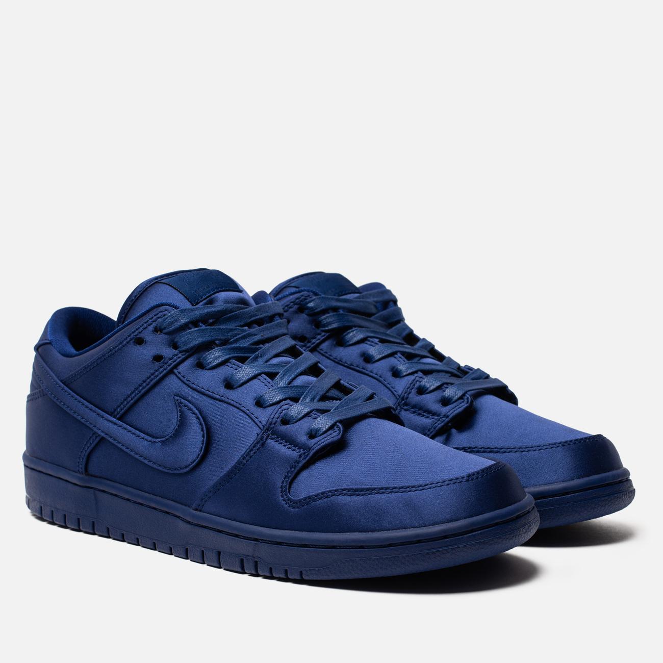 Мужские кроссовки Nike SB Dunk Low TRD NBA Deep Royal Blue/Deep Royal Blue