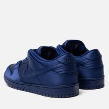 Мужские кроссовки Nike SB Dunk Low TRD NBA Deep Royal Blue/Deep Royal Blue фото- 2