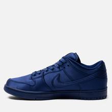 Мужские кроссовки Nike SB Dunk Low TRD NBA Deep Royal Blue/Deep Royal Blue фото- 5