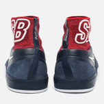 Мужские кроссовки Nike SB Eric Koston 3 Hyperfeel Obsidian University/Red/White фото- 5
