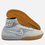 Мужские кроссовки Nike SB Eric Koston 3 Hyperfeel Wolf Grey/White фото- 2