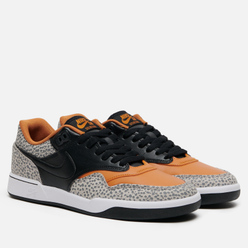Мужские кроссовки Nike SB GTS Return Premium Safari Cobblestone/Black/Monarch/Black