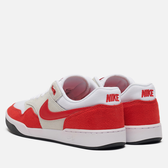 Мужские кроссовки Nike SB GTS Return Premium Sport Red/Sport Red/Pure Platinum/Black