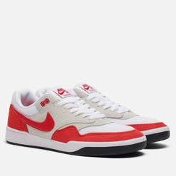 Мужские кроссовки Nike SB GTS Return Premium Sport Red/Sport Red/Pure Platinum/Black