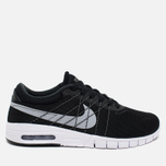 Мужские кроссовки Nike SB Koston Max Black/Wolf Grey/White фото- 0