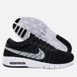 Мужские кроссовки Nike SB Koston Max Black/Wolf Grey/White фото- 2
