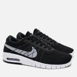 Мужские кроссовки Nike SB Koston Max Black/Wolf Grey/White фото- 1