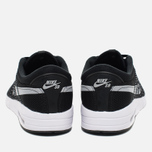 Мужские кроссовки Nike SB Koston Max Black/Wolf Grey/White фото- 3