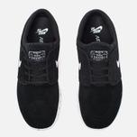 Мужские кроссовки Nike SB Stefan Janoski Max Black/White фото- 4
