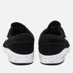 Мужские кроссовки Nike SB Stefan Janoski Max Black/White фото- 3
