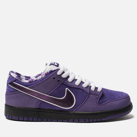 Мужские кроссовки Nike SB x Concepts Dunk Low PRO OG QS Voltage Purple/Court Purple/Voltage Purple