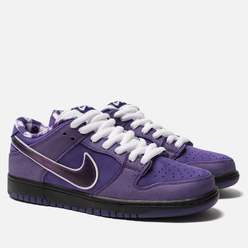 Мужские кроссовки Nike SB x Concepts Dunk Low PRO OG QS Voltage Purple/Court Purple/Voltage Purple