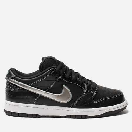 Мужские кроссовки Nike SB x Diamond Supply Co Dunk Low Pro OG QS Black/Chrome/Black/Tropical Twist