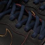 Мужские кроссовки Nike SB x NBA Dunk High Pro Black/Black/College Navy/Team Red фото- 6