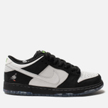 Мужские кроссовки Nike SB x Staple Panda Pigeon Dunk Low Pro OG QS Black/White/Green Gusto фото- 0