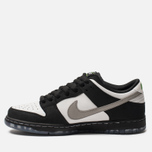 Мужские кроссовки Nike SB x Staple Panda Pigeon Dunk Low Pro OG QS Black/White/Green Gusto фото- 1