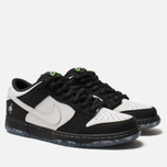 Мужские кроссовки Nike SB x Staple Panda Pigeon Dunk Low Pro OG QS Black/White/Green Gusto фото- 2